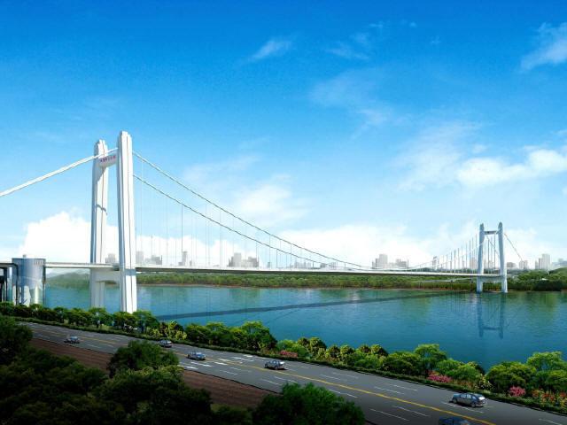 长江大桥隧道式锚碇台阶法开挖施工技术报告75页PPT(附图丰富)