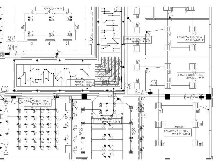 2013.08.14惠州建曙棕榈园会所强电图-Model2.jpg