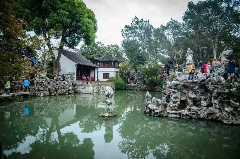 中国建筑四大类别:民居、庙宇、府邸、园林_45