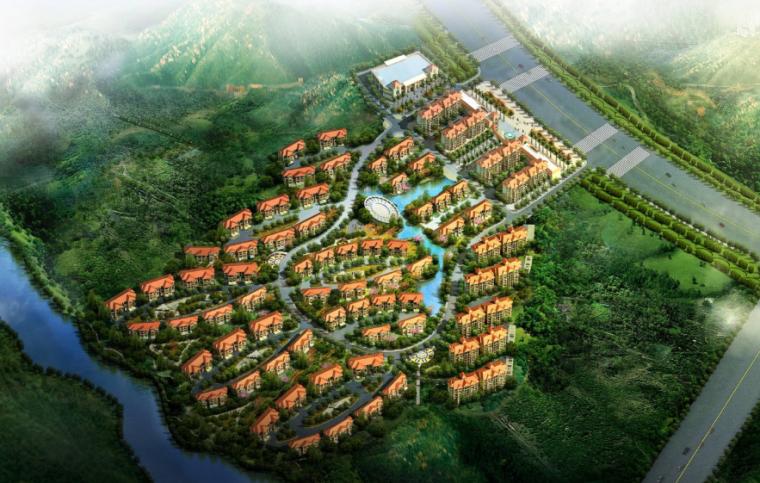 [云南]安宁市住宅小区规划设计方案文本