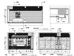 [福建]混搭风格写字楼办公空间设计施工图(附效果图)
