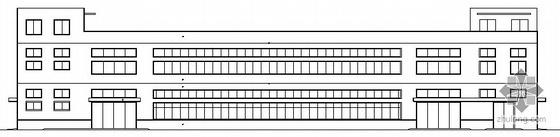 [浙江平阳]某三层厂房建筑施工图