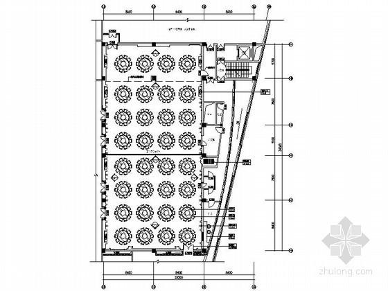 [安徽]五星级酒店宴会厅室内装修图