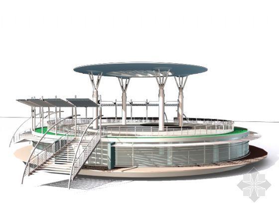 建筑外立面图1