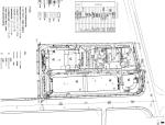 [湖南]商贸中心规划电气总平面图
