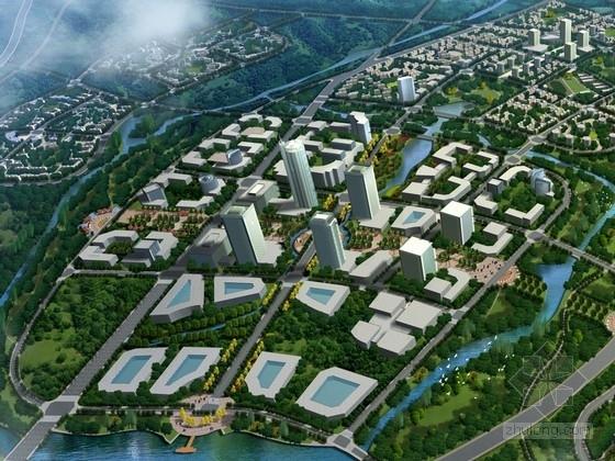 [湖南]滨海生态旅游区规划及单体设计方案文本(150余张文本)
