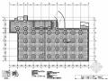 [山东]地下一层剪力墙结构网梁楼盖地下车库结构图