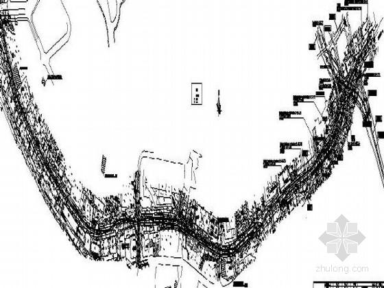 [重庆]干支线混合型综合管廊示范工程方案设计115页(含CAD图)