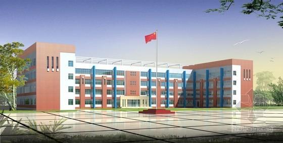[上海]中小学教学楼工程投资估算(造价指标估算)