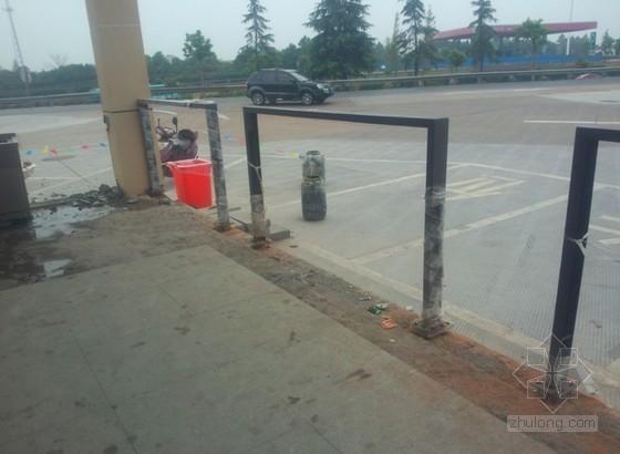 [QC成果]槽钢框架栏杆施工工艺创新