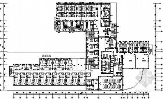 [沈阳]小型酒店散热器采暖设计施工图