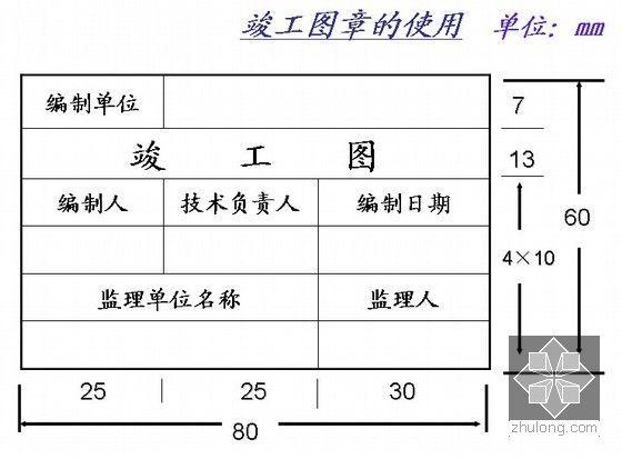 项目竣工图编制讲义(PPT)-图5