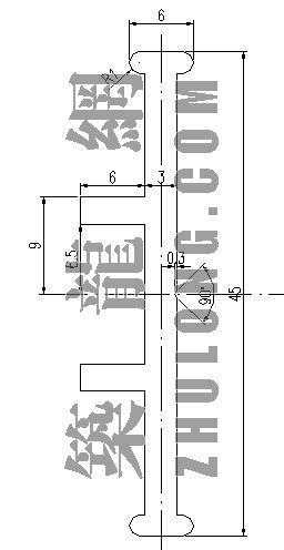 泰丰型材TF-049