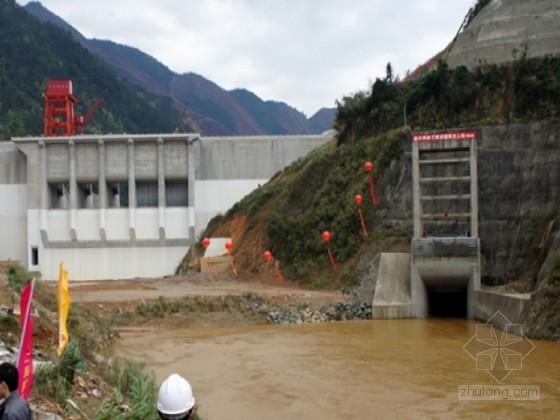 钢筋混凝土面板堆石坝施工组织设计