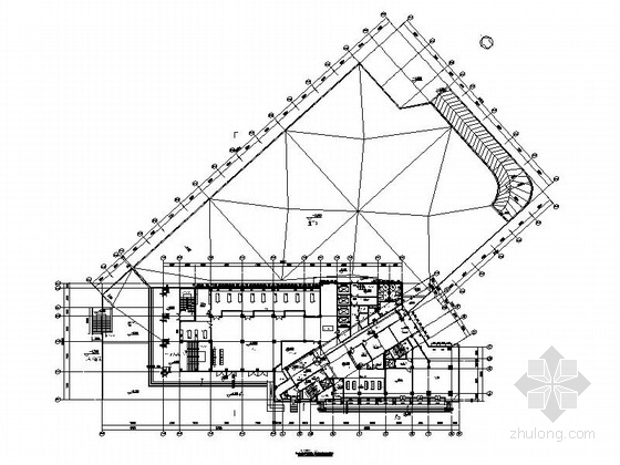 [湖北]某大学口腔医院方案图