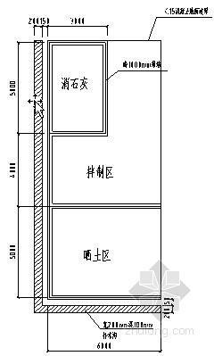 U型农渠施工方案资料下载-[北京]新农村建设工程软土地基处理施工方案