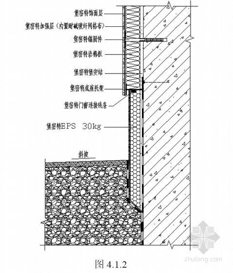 岩棉外墙保温系统施工工艺