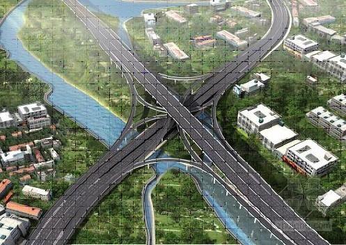 海湾大桥(北桥位)青岛端接线工程某合同项目计划书