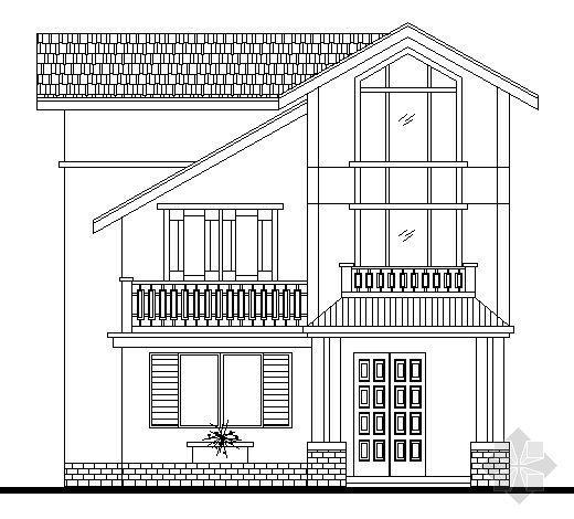 别墅设计方案