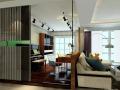客厅大小是其次,但一定要够创意!