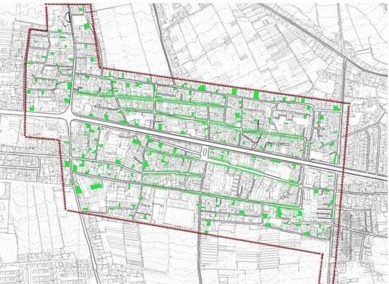 [新疆]吐鲁番古镇老街生态及绿化研究方案
