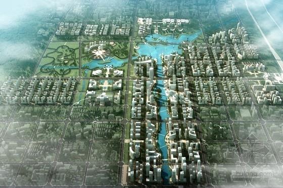 [河北]邯郸新区城市详细规划设计方案文本