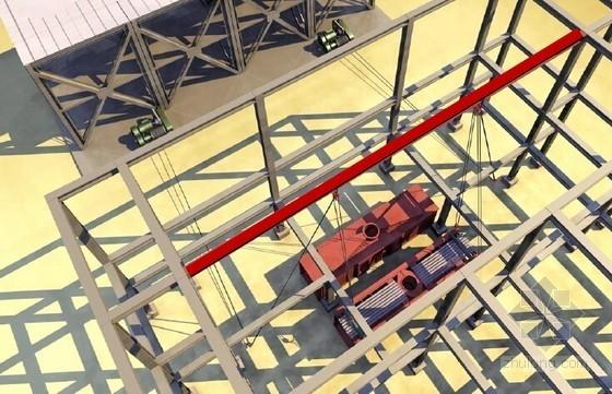 [创新QC]研究中小型机械吊装空气预热器冷热端中间梁方案