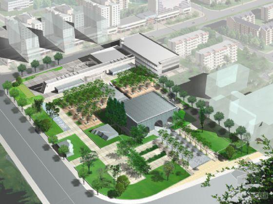 西安门规划设计方案-2