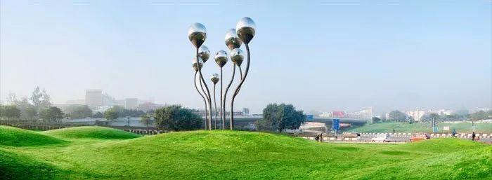 每一款雕塑,都是感情戏丰富的戏精
