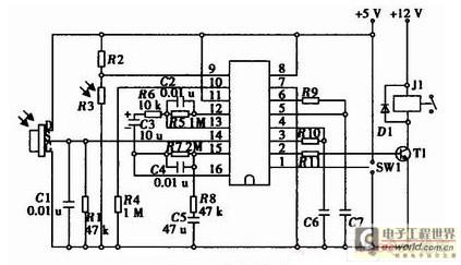 一种太阳能路灯智能控制系统的设计方案