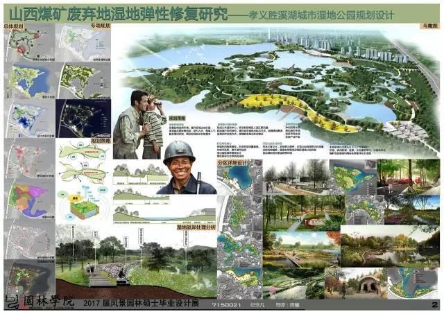 2017届北林风景园林硕士毕业展,或许这就是考不上北林的原因!_20
