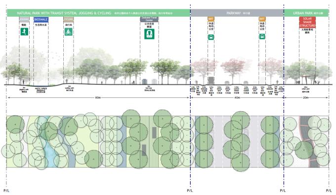 """[海南]""""产城融合""""生态海洋高新技术产业园区城市景观规划设计方案_11"""