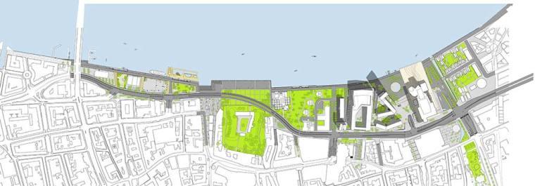 丹麦Aalborg海滨区改造-12