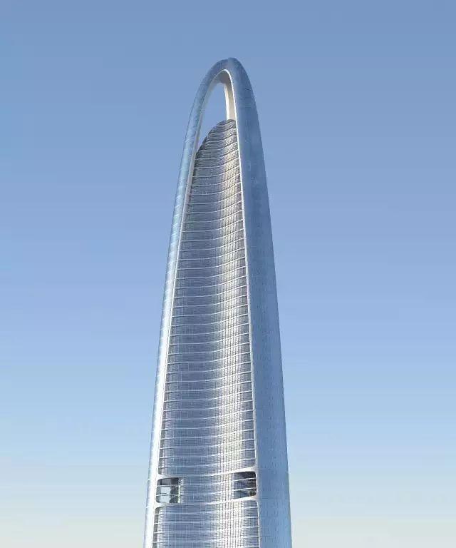 中国高度,建世界第二高楼,636米125层今年竣工!_18