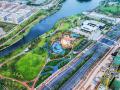 公园景观|DROR事务所设计-充满未来感的森林公园(资料在文末)