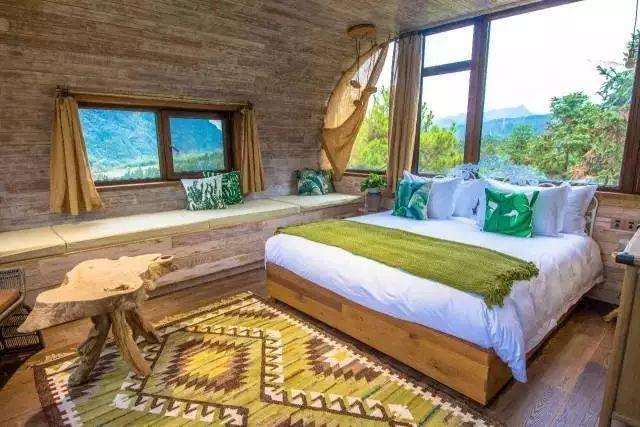 绝美树屋设计丨星级酒店见了也会黯然失色