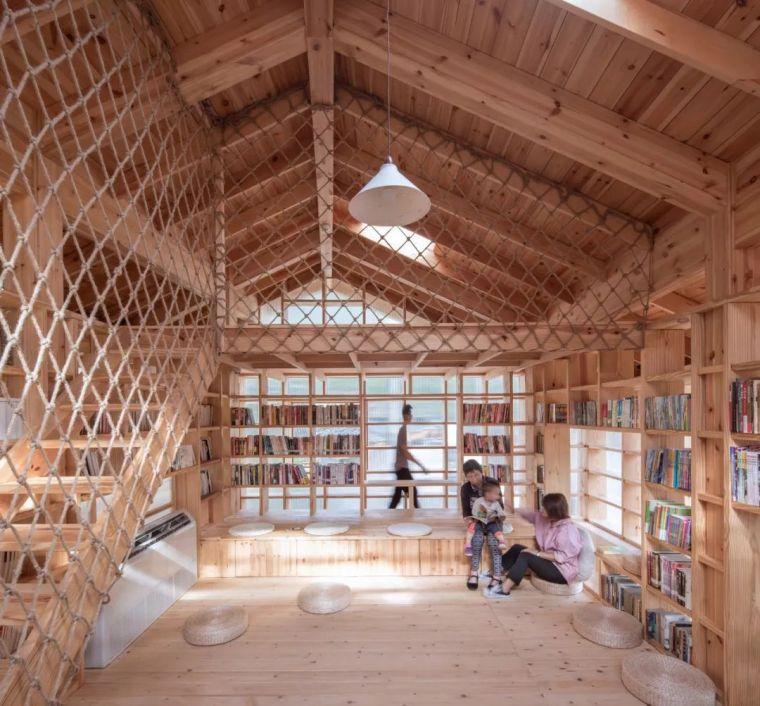 """他们在大山深处建造了一个""""悬浮""""书屋,凝聚起逐渐消逝的乡情_34"""