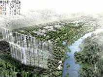 [河北]秦皇岛植物园山地园景观设计方案(科普教育,休闲游憩)