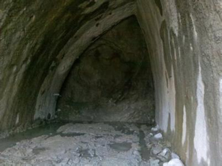 隧道工程二次襯砌專項施工方案