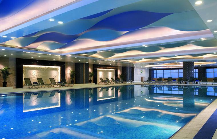 三层单跨封闭式游泳馆设计计算书