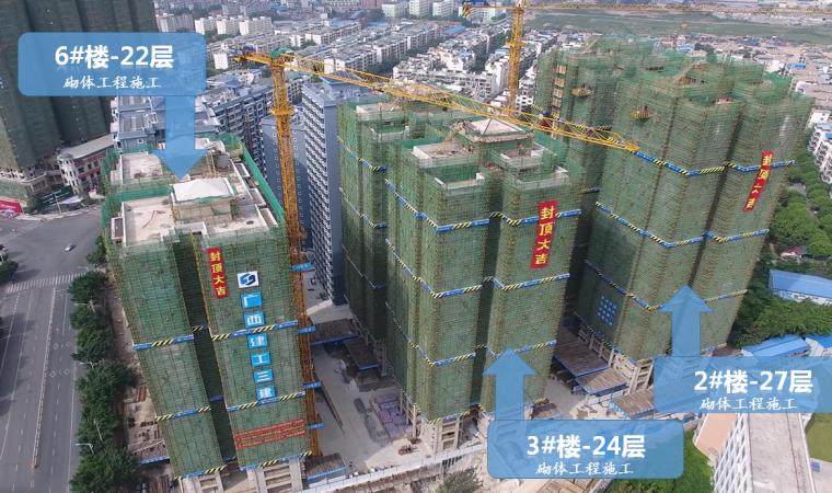 [广西]高层住宅楼及地下室创绿色施工示范工程工作汇报PPT(68页)