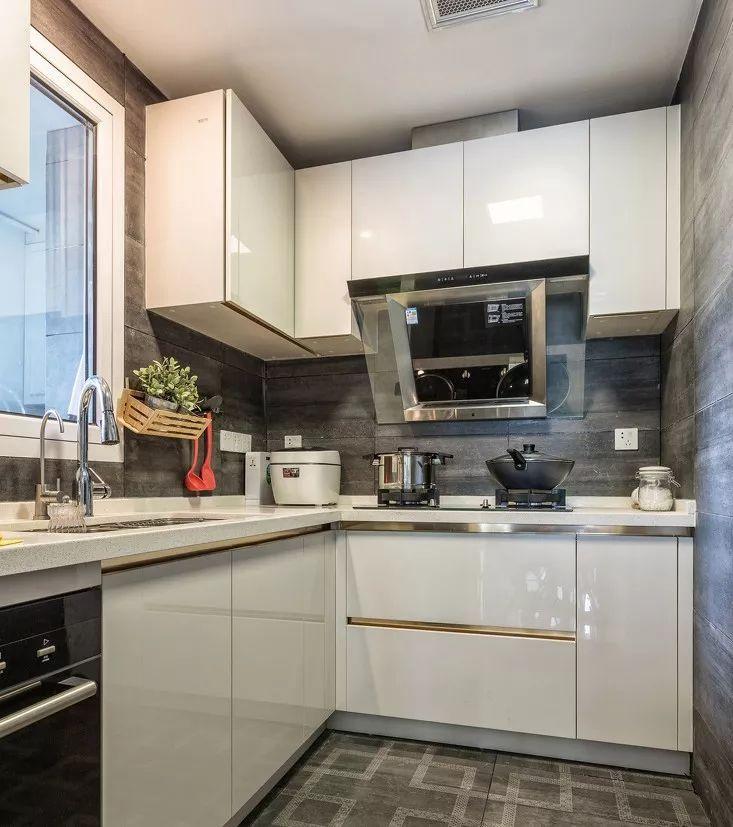 这样设计厨房,美观又实用,果断收藏~_3