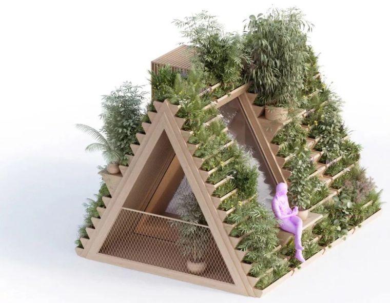 拥有独立生态系统的大楼-城市中的垂直农场_15