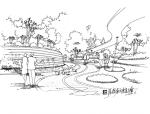 景观手绘52张精品线稿