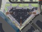 [苏州]大型书店商业街、屋顶花园、中庭及夹层景观设计方案