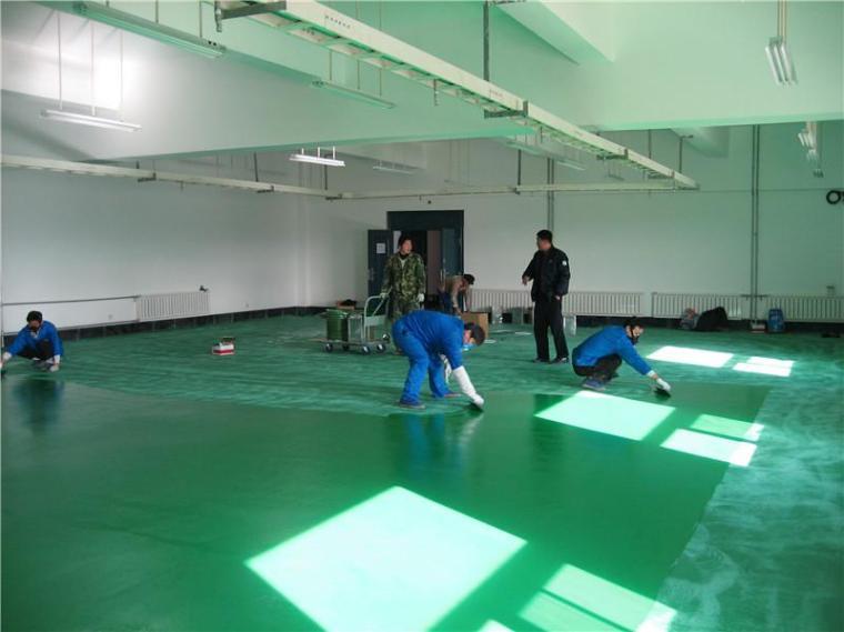 环氧地坪漆的固化时间越快越好吗