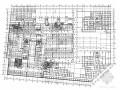 [浙江]最新公寓地下室人防车库电气施工图(含防火门监控安装图)