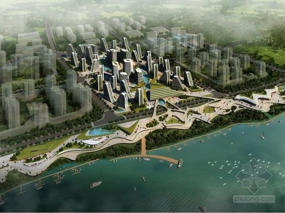 [广西]旅游度假区景观设计方案