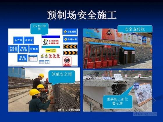 桥梁工程箱梁预制场施工组织设计汇报讲义(PPT 图文并茂)