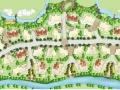北京高档别墅区景观设计方案全套